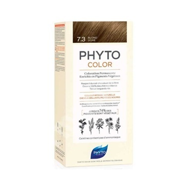 PHYTO Phyto Phytocolor 7.3 Golden Blonde Kahve